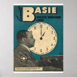 Cobrir de Count Basie da partitura Poster
