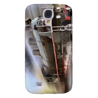 Cobrir de pressa do iPhone 4 do trem Galaxy S4 Cover