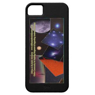 Cobrir do iphone 5 de Oldham & de Rochdale Astro Capa Para iPhone 5