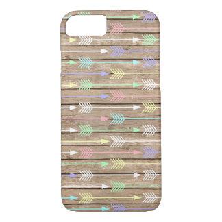 Cobrir do iPhone 7 das capas de iphone da seta e