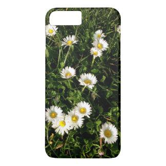 cobrir do iphone com uma imagem da flor selvagem capa iPhone 7 plus