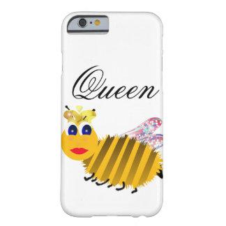 Cobrir do iphone da abelha de rainha capa barely there para iPhone 6