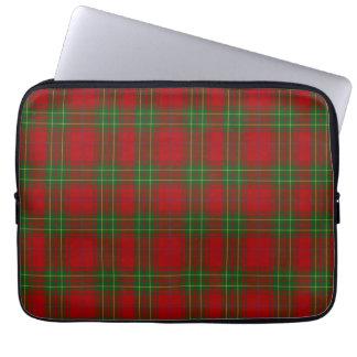 Cobrir do laptop da xadrez de Tartan de Burnett do Capas Para Notebook