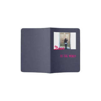 Cobrir do passaporte capa para passaporte
