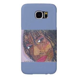 Cobrir do telefone da galáxia S6 de DesignsbyAdina Capa Para Samsung Galaxy S6