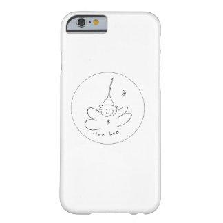cobrir do telemóvel do hee do T Capa Barely There Para iPhone 6