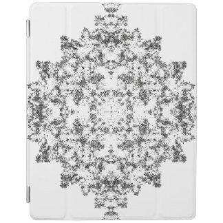 Cobrir esperto do iPad branco da árvore Capa Smart Para iPad