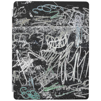 Cobrir esperto do iPad dos Scribbles Capa Smart Para iPad
