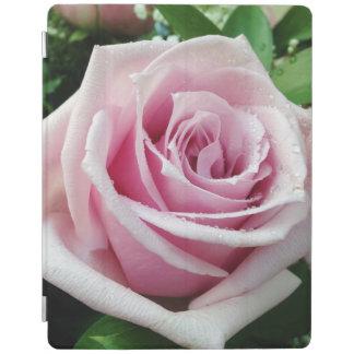 Cobrir esperto do iPad floral do rosa do rosa Capa Smart Para iPad