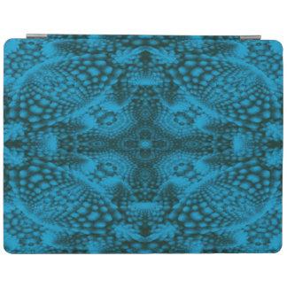 Cobrir pretos e azuis   de Smart do iPad do Capa Smart Para iPad