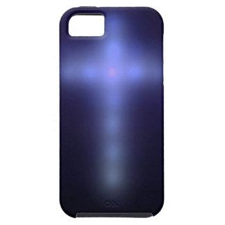 Cobrir religioso transversal cristão do caso do capas para iPhone 5