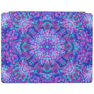Cobrir roxos e azuis de Smart do iPad do Capa Smart Para iPad