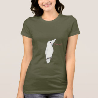 Cockatoo de Goffin: Petiscos?! Camiseta