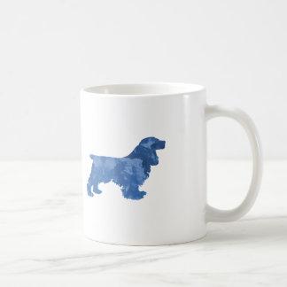 Cocker spaniel caneca de café