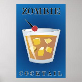 Cocktail do zombi pôster