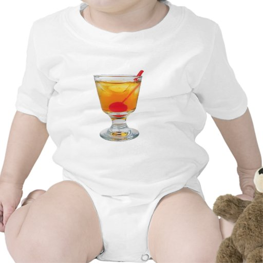 Cocktail Old Fashioned Camiseta