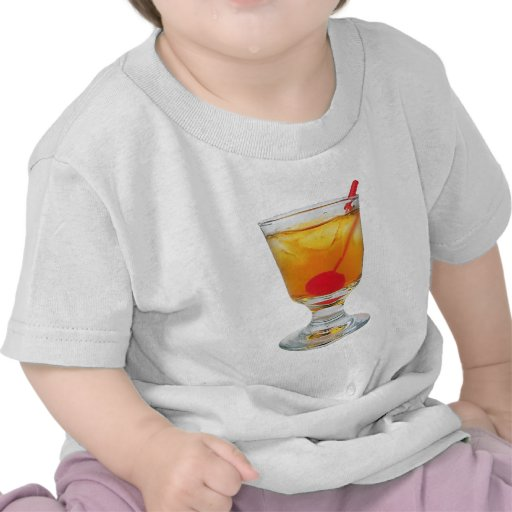 Cocktail Old Fashioned Camisetas