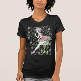Cocos da senhorita camiseta