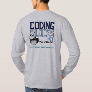 Codificando a mascote do Podcast dos blocos com os Camiseta