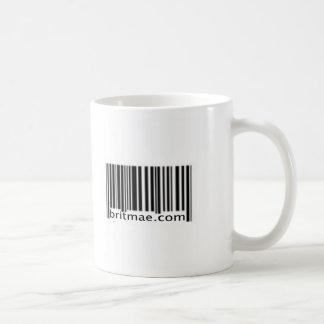 Código de barras caneca