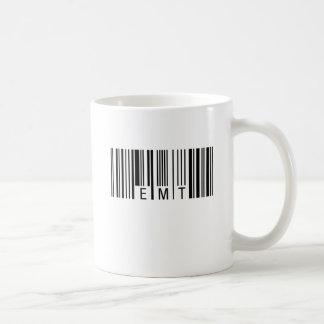 Código de barras de EMT Caneca De Café