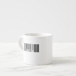 Código de barras de EMT Xícara De Espresso