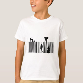 Código de barras ideal camiseta