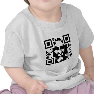 Código de Jesus QR T-shirt