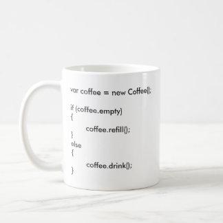 //Coding// Caneca De Café