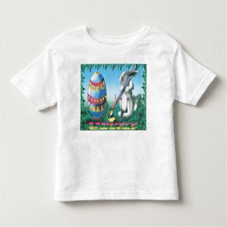 Coelhinho da Páscoa Camiseta Infantil
