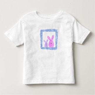 Coelhinho da Páscoa da aguarela Tshirt