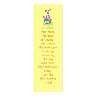 Coelhinho da Páscoa de Jus Chillin no ovo decorado Cartão De Visita Skinny