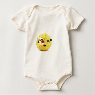 Coelhinho da Páscoa do melão enchido com a fruta Body Para Bebê