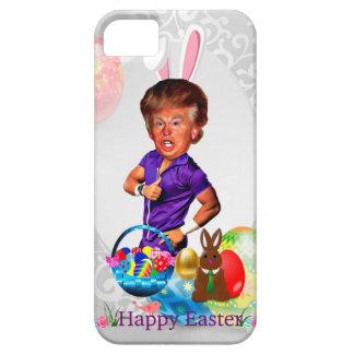 coelhinho da Páscoa Donald Trump Capa Barely There Para iPhone 5