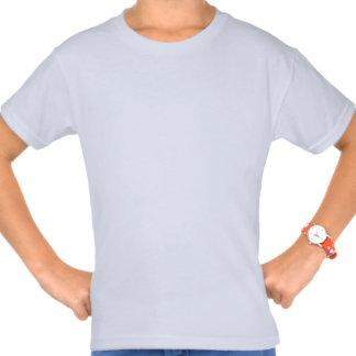 Coelhinho da Páscoa e pintinho do vintage. O T-shirts