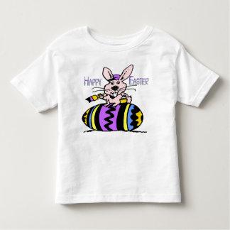 Coelhinho da Páscoa & ovo Camiseta Infantil