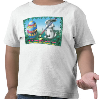 Coelhinho da Páscoa Tshirt