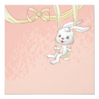Coelhinhos da Páscoa Convites