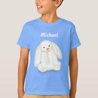 """Coelho bonito """"nome isto!"""" - A camisa do miúdo"""
