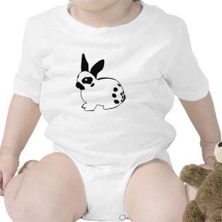 coelho macacãozinho para bebê