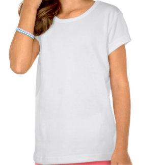Coelho de coelhinho da Páscoa floral do teste T-shirts