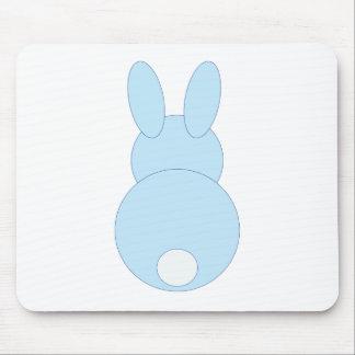 Coelho de coelho azul