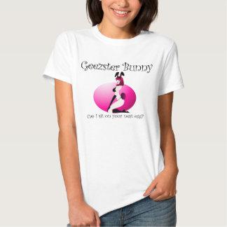 Coelho de Geezster Camisetas