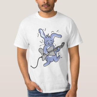 Coelho do metal camiseta