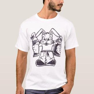 coelho dos grafites camiseta
