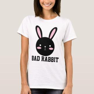 Coelho mau camiseta