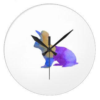 Coelho Relógios Para Paredes