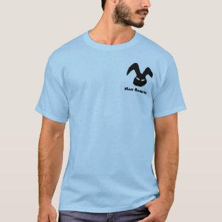 Coelhos loucos camiseta