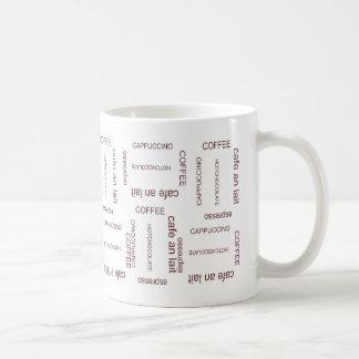 COFFEE CANECA DE CAFÉ