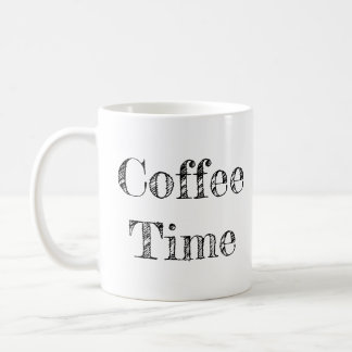 Coffee Time - Caneca